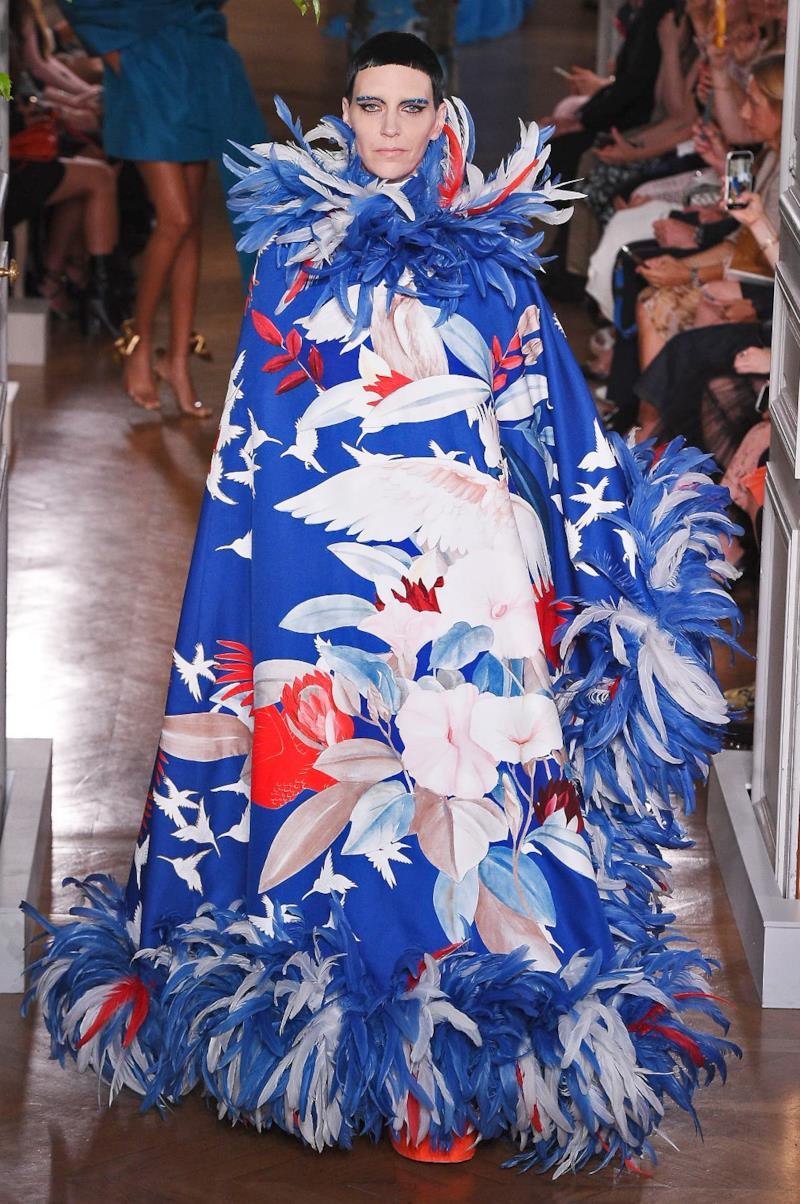 Sfilata VALENTINO Collezione Alta moda Autunno Inverno 19/20 Parigi - ISI_3911