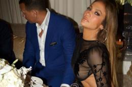 Jennifer Lopez e Alex Rodriguez su Instagram