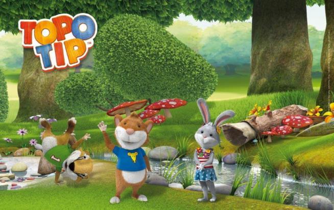 Topo tip chi origini storia episodi e gadget del for Topo tip giocattoli