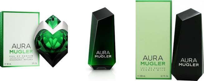 Aura, la nuova fragranza firmata Mugler con la sua linea corpo