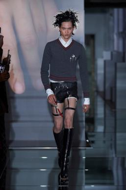 Sfilata MAISON MARGIELA Collezione Alta moda Autunno Inverno 19/20 Parigi - Margiela PO HC RF19 0002