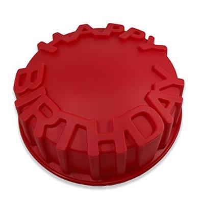 Stampo in silicone per torte di compleanno