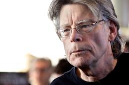 Stephen King autore de L'ombra dello Scorpione che diventerà una serie