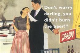 Pubblicità sessista degli anni '50