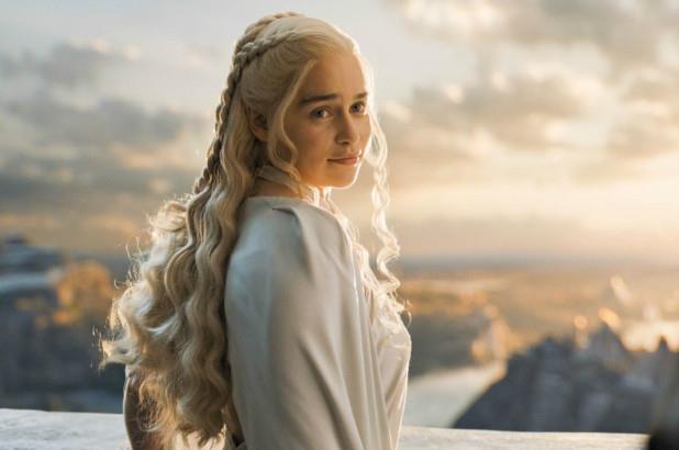 Capelli intrecciati per Daenerys