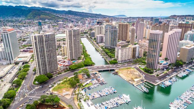 Honolulu, la città più famosa delle Hawaii