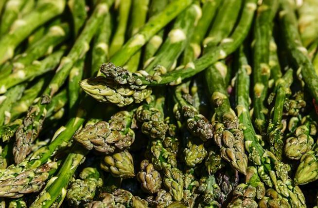 Asparagi, ortaggio di primavera