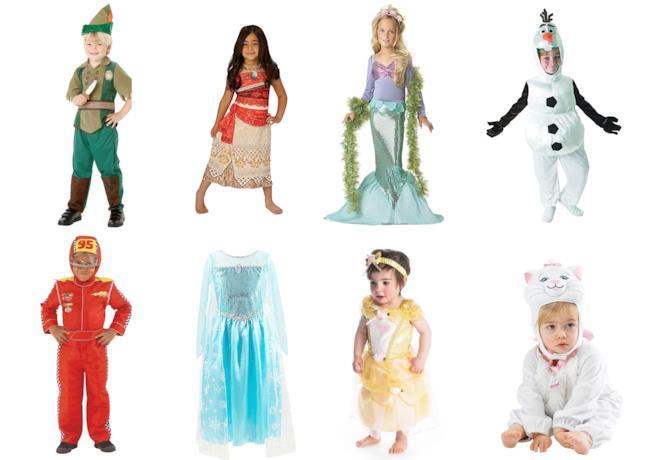 Carnevale 2018  i costumi per bambini ee2e038f97c