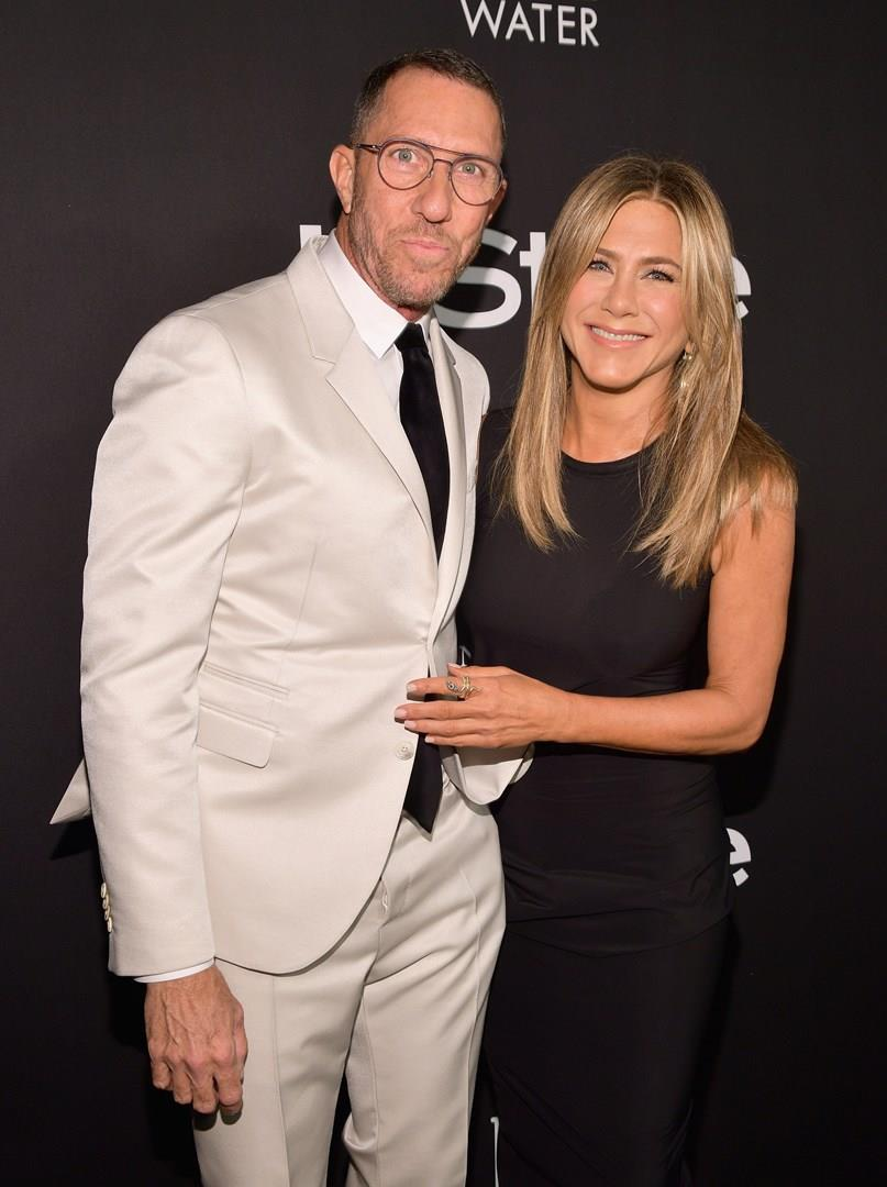 Jennifer Aniston e Chris McMillan