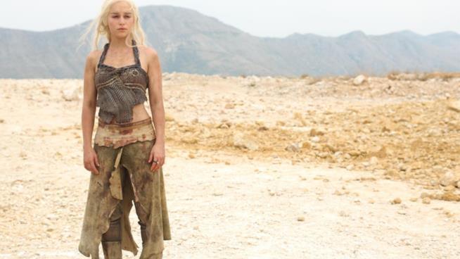 Daenerys da sola