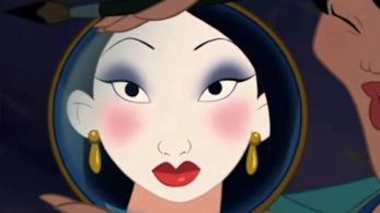 Un'immagine di Mulan