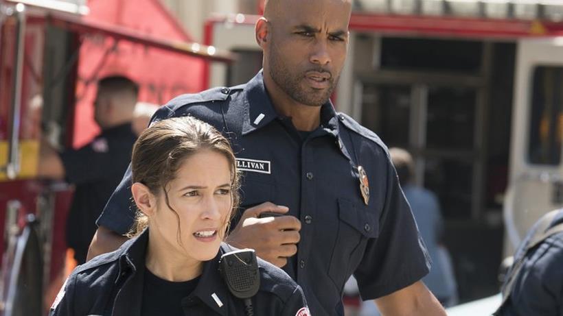 Station 19: niente di serio tra Ryan ed Andy nell'anteprima dell'episodio 2x09