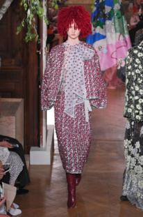 Sfilata VALENTINO Collezione Alta moda Autunno Inverno 19/20 Parigi - ISI_3515