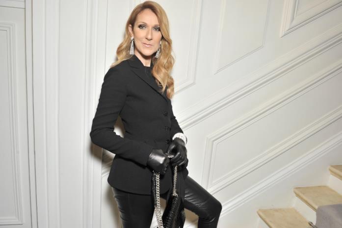 Celine Dion e la sua collezione di accessori