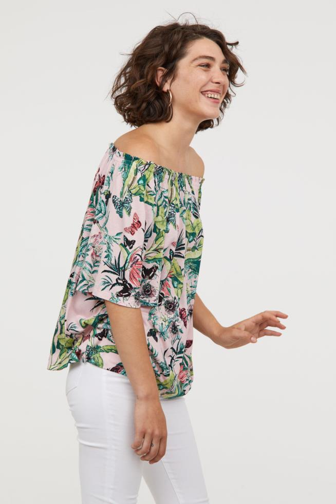 Top tropical H&M