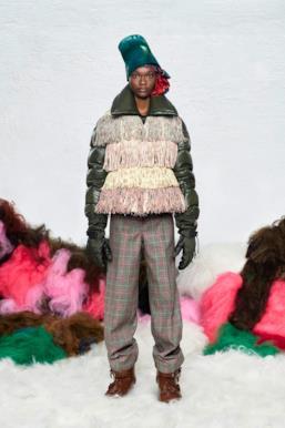 Sfilata MONCLER Collezione Donna Autunno Inverno 19/20 Milano - 80