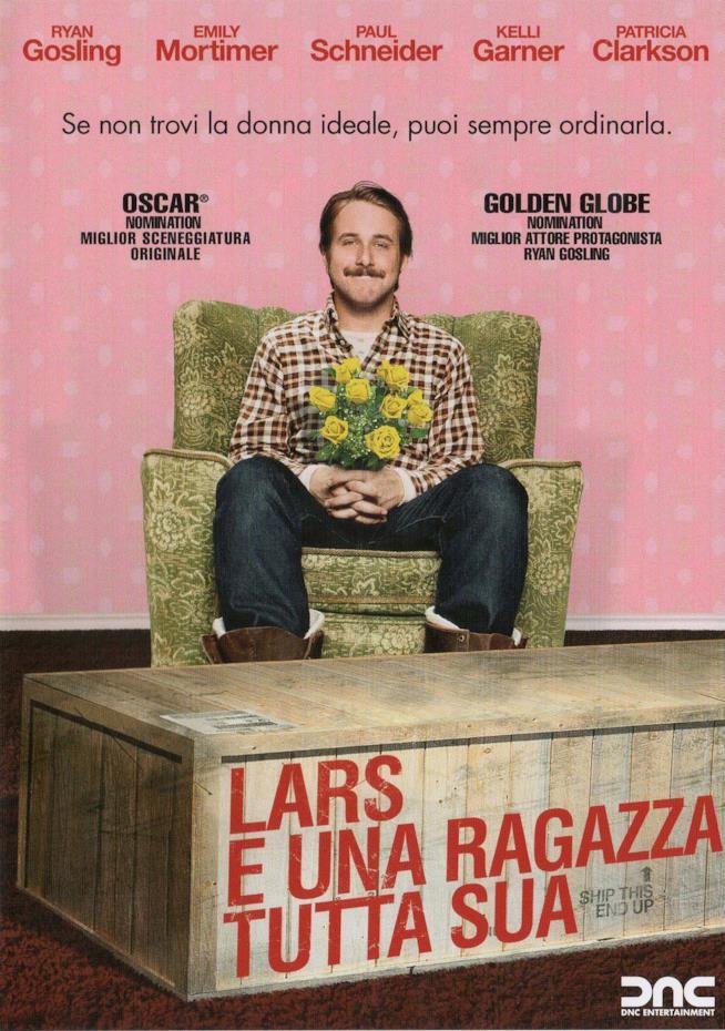 Lars e una ragazza tutta sua DVD