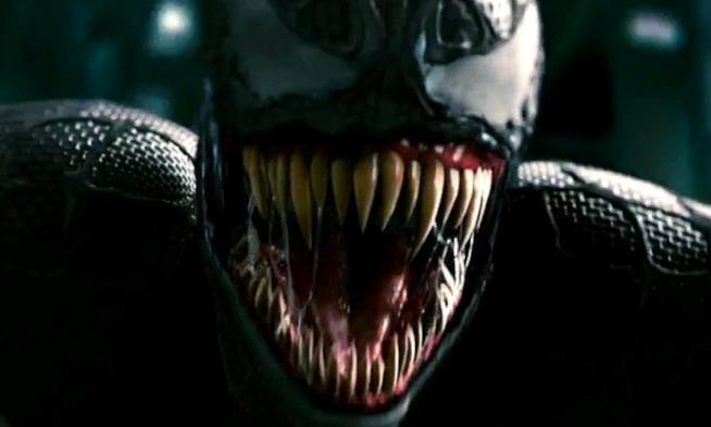 Una scena di Venom