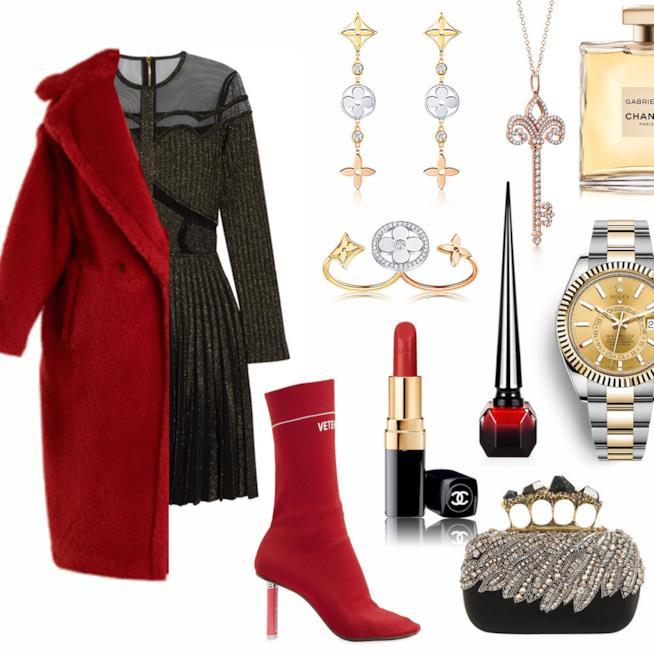 Outfit per Capodanno a Cortina