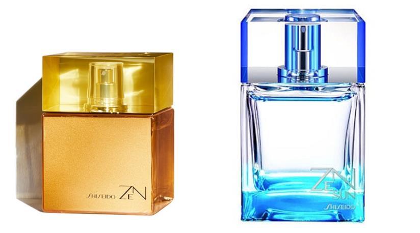 La classica fragranza Shiseido è Zen, con la sua variante estiva Zen Sun pour Homme