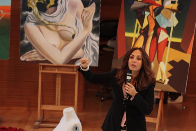 Lorella Zanardo autrice de Il Corpo delle Donne