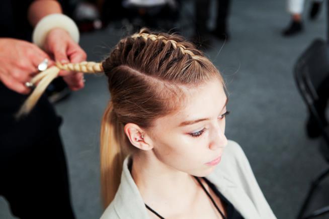 Acconciature trecce capelli