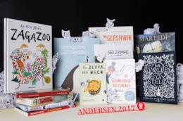 I titoli vincitori del Premio Andersen 2017