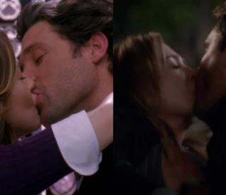 Qual è il bacio più bello delle serie TV?