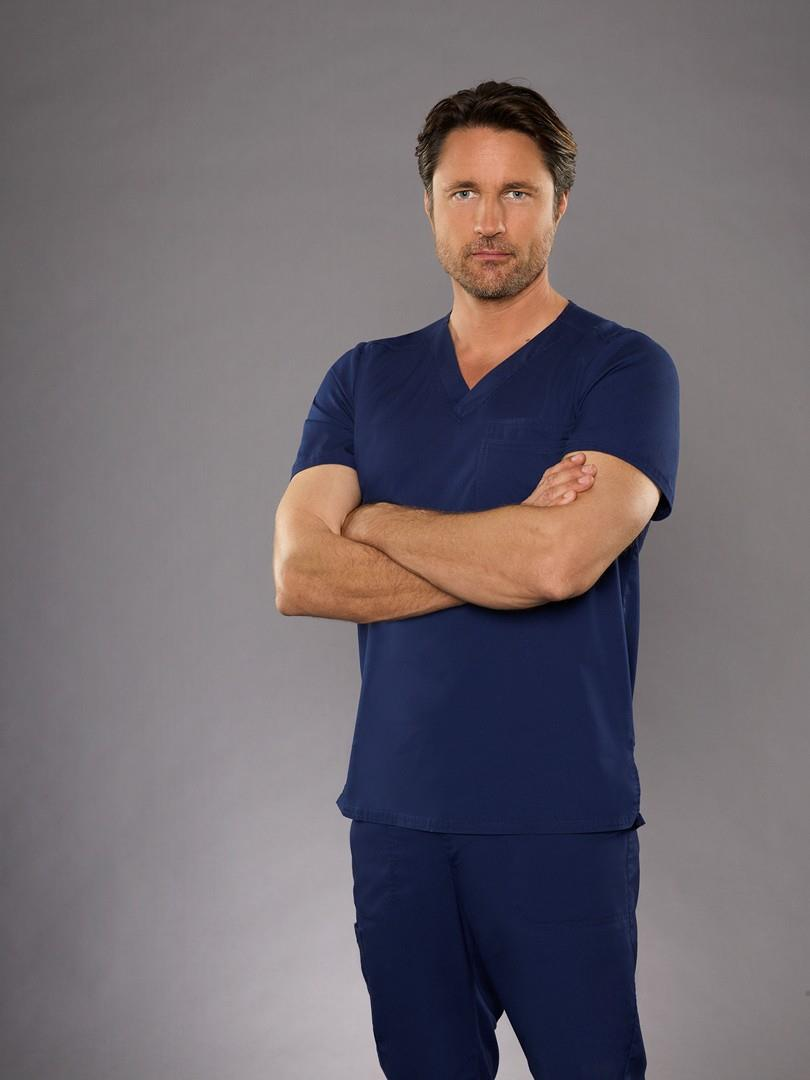 Martin Henderson in Grey's Anatomy 14