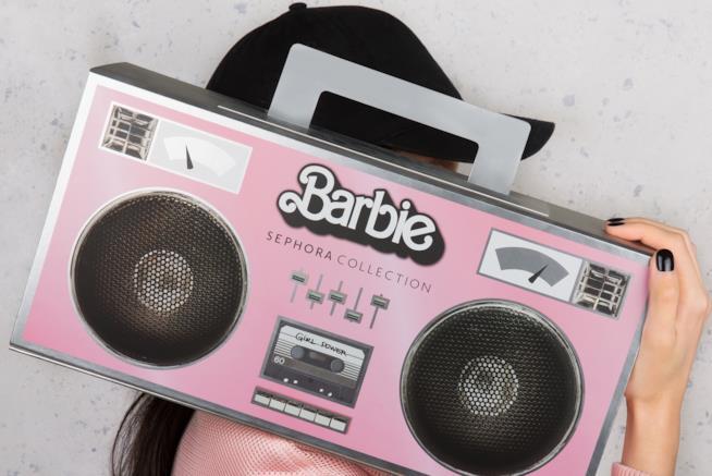Barbie X Sephora Collection cofanetto make-up