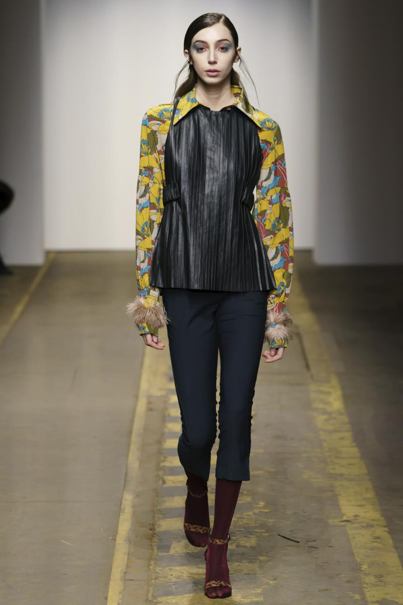 Sfilata MORFOSIS Collezione Alta moda Autunno Inverno 19/20 Roma - 19