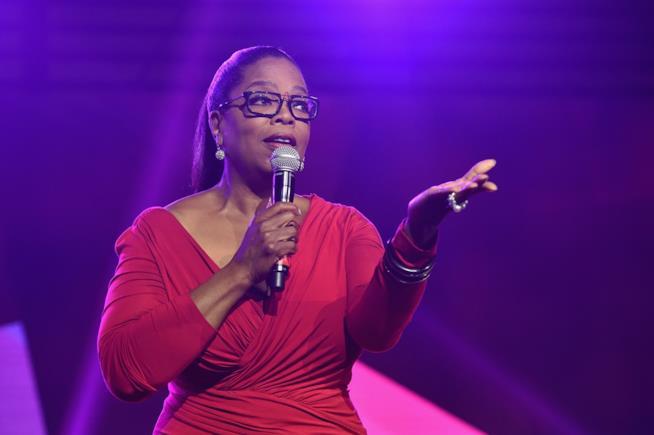 La presentatrice del The Oprah Winfrey Show ha recitato in The Butler
