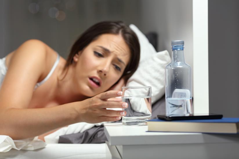 Sintomi della glicemia alta nella donna: sete