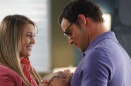 Alex e Meredith durante l'episodio alternativo in cui erano una coppia