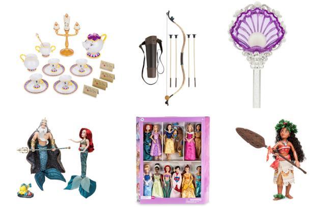Giocattoli delle Principesse Disney