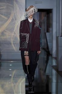 Sfilata MAISON MARGIELA Collezione Alta moda Autunno Inverno 19/20 Parigi - Margiela PO HC RF19 0008