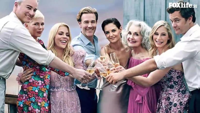Reunion per EW del cast di Dawson's Creek