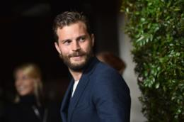 Jamie Dornan in primo piano