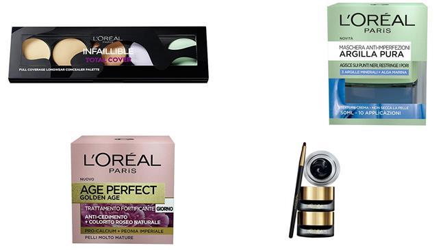 Prodotti L'Oréal in promozione su Amazon