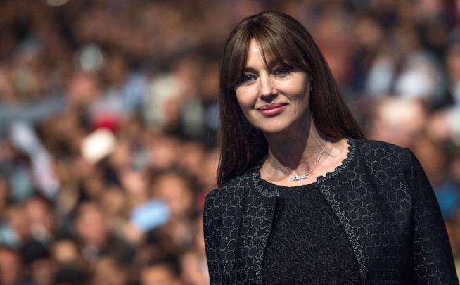 Monica Bellucci al Marocco Film Festival
