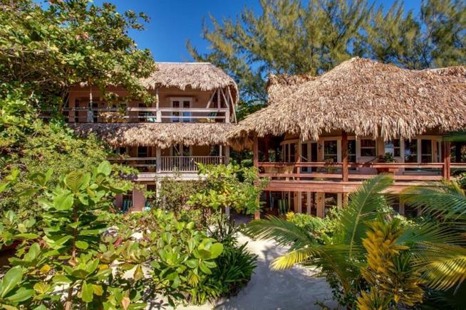 Idee per un viaggio di nozze allo Xanadu Island Resort in Belize