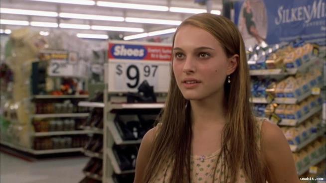 Natalie Portman in una scena di Qui dove batte il cuore