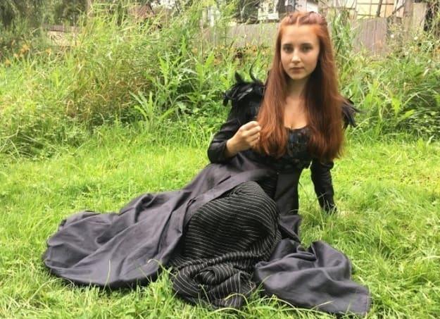 Il costume di Sansa Stark per Halloween