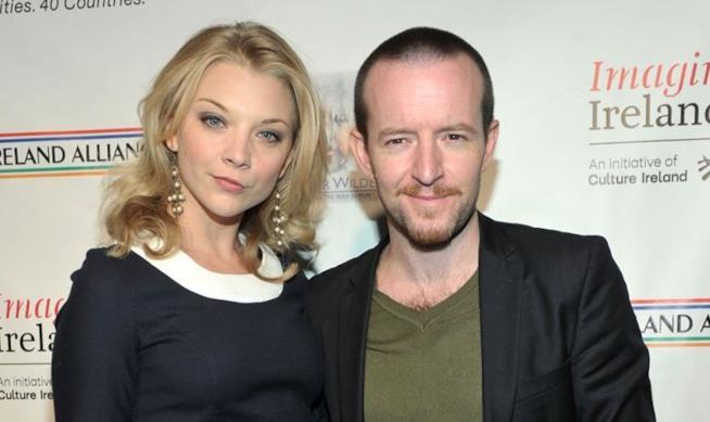 Natalie Dormer e il fidanzato Anthony Byrne