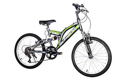 Biammortizzata Rider 20 Shimano Bicicletta