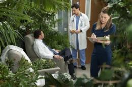 Grey's Anatomy 15x18 ultima scena