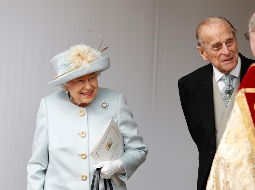 Elisabetta II ha 92 anni, il consorte Filippo 96