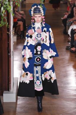 Sfilata VALENTINO Collezione Alta moda Autunno Inverno 19/20 Parigi - ISI_3638