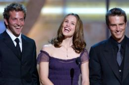 Bradley Cooper, Jennifer Garner e Michael Vartan