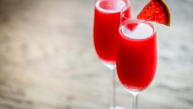 Mimosa Cocktail con champagne